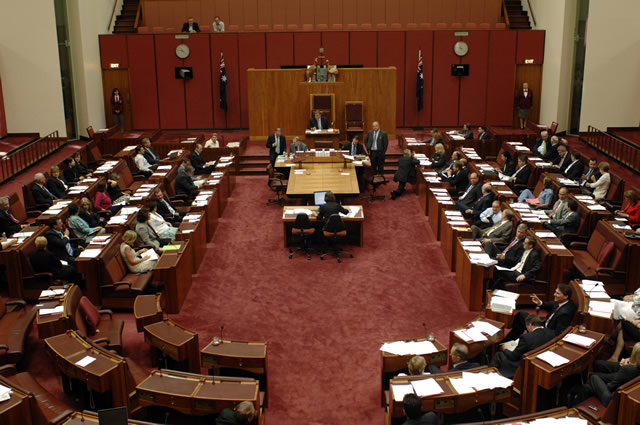 New Senate may provide cleaner, smoother parliament